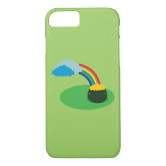 Pot of Gold iPhone 7 Case