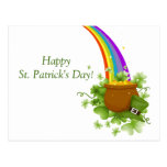 Pot of Gold Post Cards