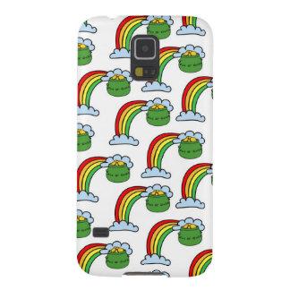 Pot of Gold Rainbow Galaxy S5 Case