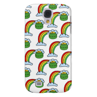 Pot of Gold Rainbow Samsung Galaxy S4 Case