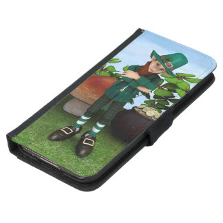 Pot of Gold Samsung Galaxy S5 Wallet Case