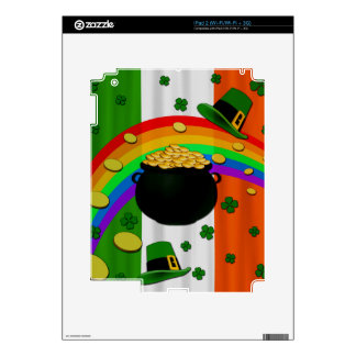 Pot of gold skins for the iPad 2