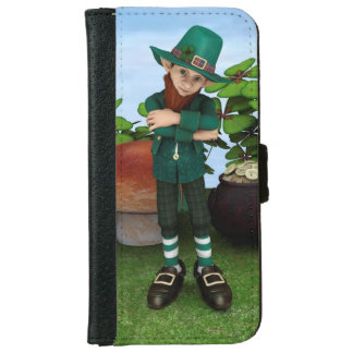 Pot of Gold Wallet Phone Case For iPhone 6/6s