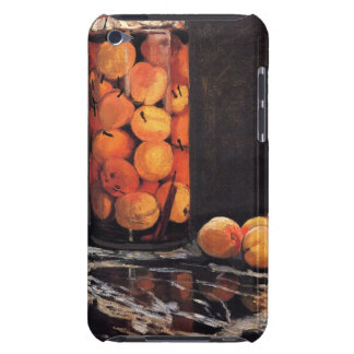 Pot of Peaches by Claude Monet Barely There iPod Covers