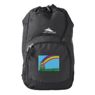 Pot O'Gold Cat High Sierra Backpack