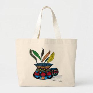 Pot Spirit Jumbo Tote Bag