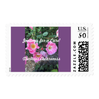 Potage - Journey for a Cure! Diabetes Awareness Postage