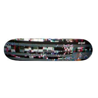 Potar Video Glitch 2 Skate Boards