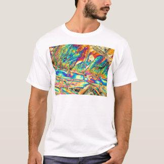 Potassium hydroxide under the microscope. T-Shirt