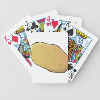 Potates Bicycle Playing Cards