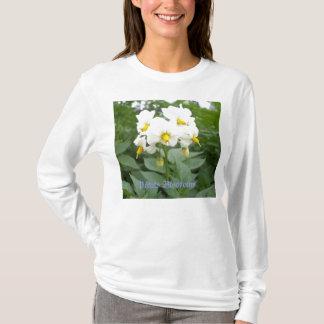 Potato Blossom Long Sleeve T T-Shirt