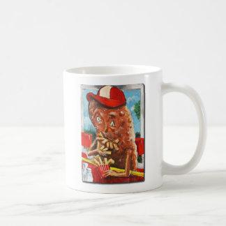 Potato Boy, Accidental Cannibal Coffee Mugs