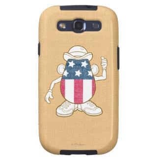 Potato Galaxy S3 Cases