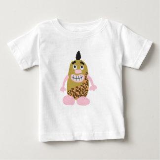 Potato cavemen t-shirt
