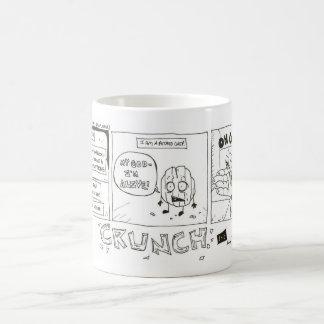 Potato Chip Funny Cartoon Mug