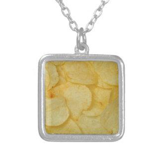 Potato Chip Pendant