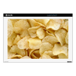 Potato chips junk food gifts laptop decal