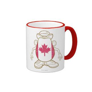 Potato eah ringer mug