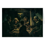 Potato Eaters, The Greeting Card