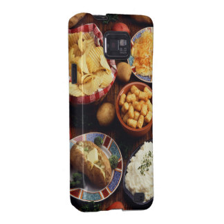 Potato Foods Galaxy SII Cover