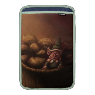 potato gnome fantasy macbook sleeve
