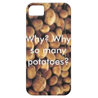 Potato iPhone Case iPhone 5 Cases