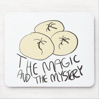 Potato Knish Mouse Pad