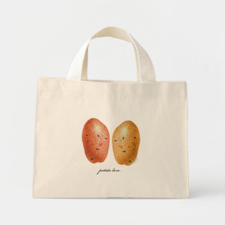 Potato Love Canvas Bag