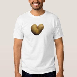 Potato love tshirts