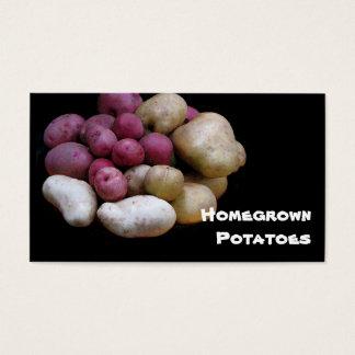 Potato Market Business Card