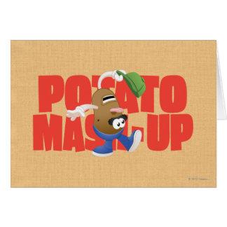 Potato Mashup Card