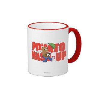 Potato Mashup Ringer Coffee Mug