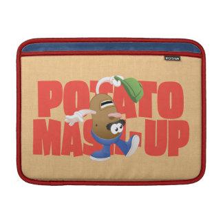 Potato Mashup Sleeve For MacBook Air
