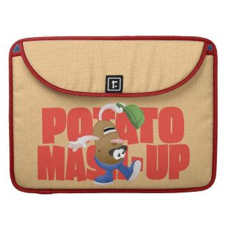 Potato Mashup Sleeves For MacBooks