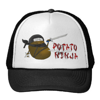 Potato Ninja Hat