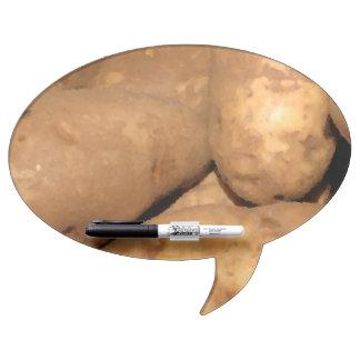 Potato Pile Dry Erase Board