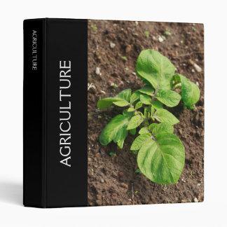 Potato plant binder