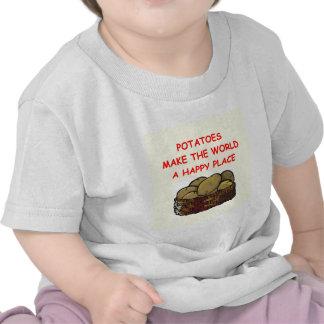 potato potatoes shirt