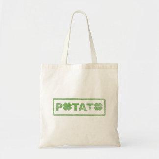 Potato Power Tote Bag