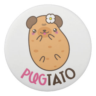Potato Pugtato Eraser
