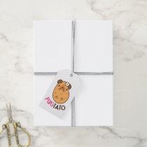 Potato Pugtato Gift Tags