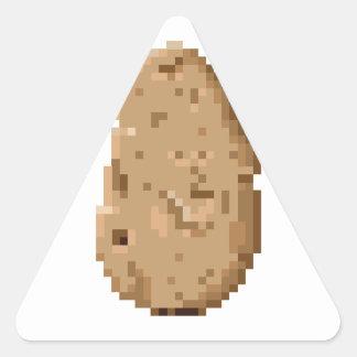 Potato Triangle Sticker