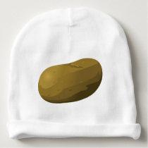 Potato.tif Baby Beanie