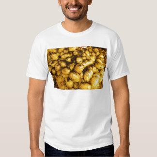 Potatoes at Hakaniemi Market Hall T Shirt