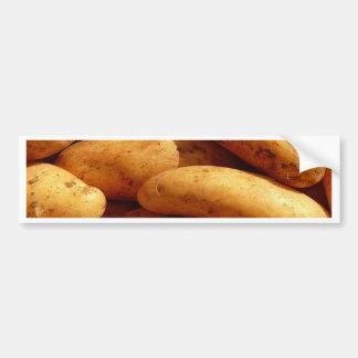 potatoes bumper stickers