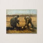 Potatoes by Vincent van Gogh. Great painting title Puzzles