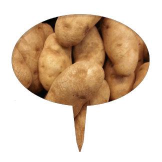 Potatoes Cake Topper