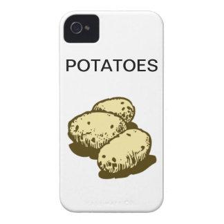 Potatoes iPhone 4 Case