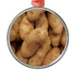 Potatoes Christmas Tree Ornament