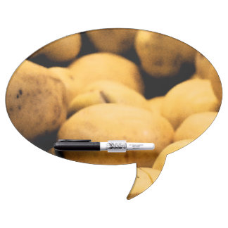 Potatoes Dry Erase Board